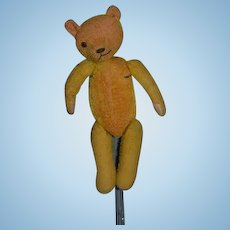 Old Teddy Bear Mohair Jointed Sweet