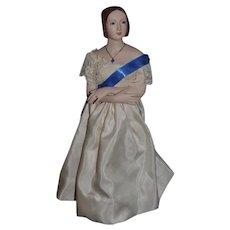 Wonderful Doll UFDC Artist Doll Signed Souvenir Doll Virginia ORENO