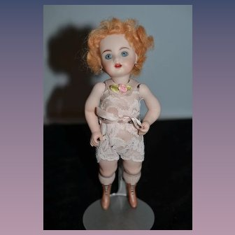 Wonderful Lingerie Lace One Piece For Wrestler Doll Mignonette Undergarments WONDERFUL