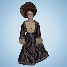 Antique Doll Kestner Gibson Girl Lady 172 Gorgeous and Dressed!!