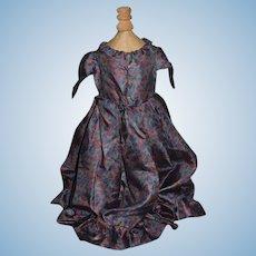 Wonderful Doll Dress Fancy For Fashion Doll Hand Made