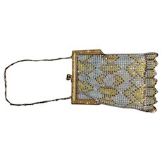 Antique Mesh Purse Fancy For Your Fashion Doll