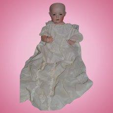 """Antique Doll Bisque J.D.K. Kestner Hilda 237 17"""""""
