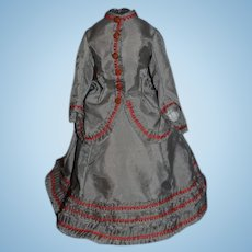 Wonderful Hand Made Fashion Doll Dress Two Piece Set GORGOUS