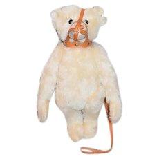 Wonderful Steiff Teddy Bear Limited Edition Jointed Mohair W/ Muzzle