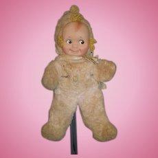 Sweet Kewpie Cloth Doll Original Tag