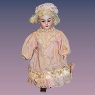 Antique Doll Simon & Halbig 1079 Small Cabinet Size Doll
