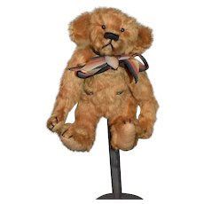 Artist Teddy Bear Jointed Bearly There Inc. Linda Spiegel -Lohre