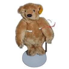 Teddy Bear Steiff Mohair Jointed Button Tag String Tag Sweet