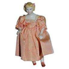 Vintage Doll Miniature Artist Doll Character Sweet Dollhouse