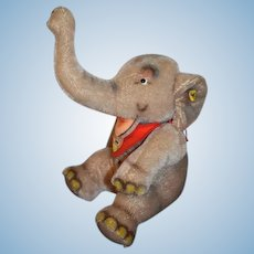Adorable Steiff Jumbo the Circus Elephant