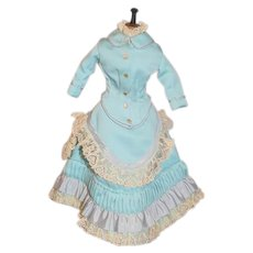 Charming Two Piece outfit For French Fashion Doll GORGEOUS Skirt and Jacket Top