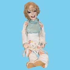 Wonderful Ron Kron Doll Character Actress & Singer Betty Hutton