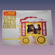 Golden Age of the Circus Leo the Fighting Lion Steiff Circus