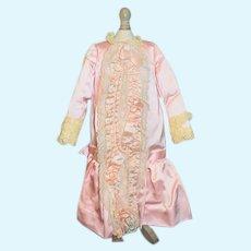 Vintage Doll Dress Artist Made Drop Waist Sweet