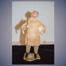 Roldan Klumpe Dentist Doll
