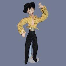 Roldan Klumpe Male Salsa Dancer