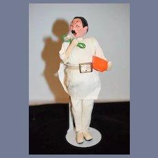 Japanese Mario Doll Male Nurse