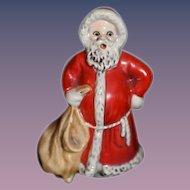 Vintage Goebel Santa Figurine Miniature Dollhouse