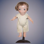 Antique Bisque Googly Doll 241 Adorable