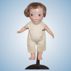 Antique Bisque Googly Doll 241 Adorable