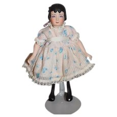 Artist Doll Hitty Doll Porcelain Signed and Numbered McMicheal Convention Doll