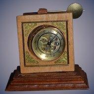 Artist Doll Watch-It Quartz Miniature Clock Pendulum Dollhouse