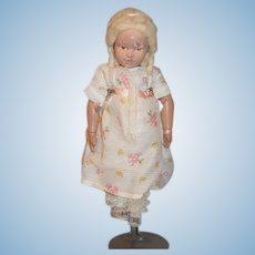 Antique Schoenhut Character Doll Little Bo Peep