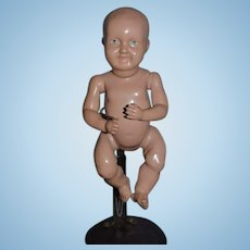 Vintage Doll Parsons Jackson Celluloid Biskoline Character Baby