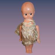 Big Vintage Celluloid Kewpie Doll Jointed Arms