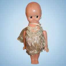 Big Vintage Celluloid Kewpie Doll Jointed Arms