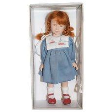Artist Doll Heather Maciak Lexie Ship Ahoy! Doll in Box Adorable