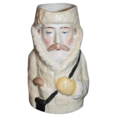 Sweet Old Peary Face Mug of Robert Peary German Character