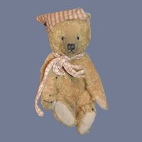 Artist Teddy Bear Norbeary Bears Made in England Jointed Mohair
