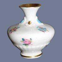 Wonderful Doll Old Miniature Crown Staffordshire Vase Dollhouse