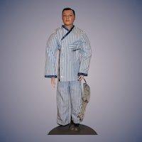 """Wonderful Doll Character Actor Doll """"A Pennydoll Original"""" ODACA Artist Doll"""