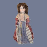 Antique Doll Armand Marseille W/ Old Dress Sweet