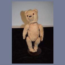 Wonderful Old Teddy Bear Jointed Sweet Unusual