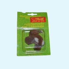 Vintage Steiff Rabbit in Original Package Wollminiaturen Von Steiff Perfect for Doll