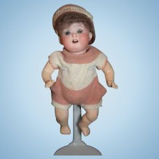 Antique Doll Miniature Koppelsdorf 300 Bisque Baby Doll