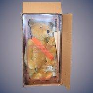 Wonderful  Steiff Teddy Bear Set MINT IN BOX w/ Original Shipping Box Teddy Bear w/ Baby Teddy Bear Limited Edition 1981