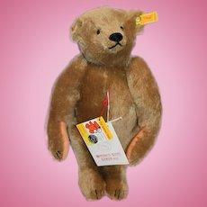 Vintage Teddy Bear Margaret Strong Steiff Jointe Bear in Original Box W/ Tags 0155/42
