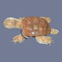 Vintage Steiff Turtle Button Tag