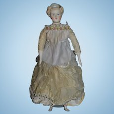 Vintage Doll Artist Doll Signed Lee Ed Fancy Hair Style 1960