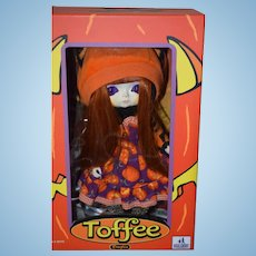 Wonderful Doll Toffee Pumpkin in Original Box Huckleberry