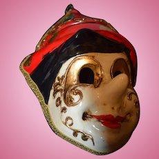 Wonderful Pinocchio Mask Venezia  Italy LA Maschera Del Galeone