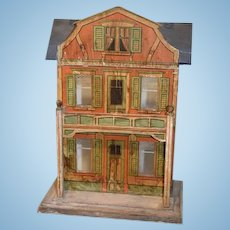 Antique Doll Bliss Dollhouse Miniature Sweet W/ TLC