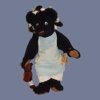Sweet Teddy Bear Artist Jointed B&D Originals Character Teddy Bear W/ Baby Bear