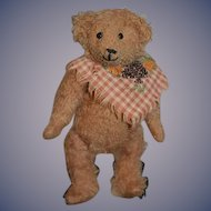 Sweet Artist Teddy Bear B&J Originals Bears with Character Jointed W/ Tag