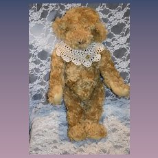Wonderful Artist Teddy Bear B Mc Bears By Barbara McConnel Large Jointed Signed Dated